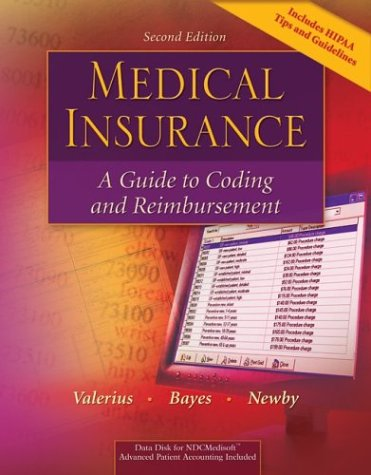 Medical Insurance: A Guide to Coding and Reimbursement [With CDROMWith Disk] 9780072974522