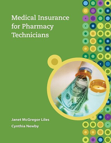 Medical Insurance for Pharmacy Technicians 9780073374161