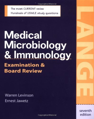 Medical Microbiology & Immunology: Examination & Board Review 9780071382175