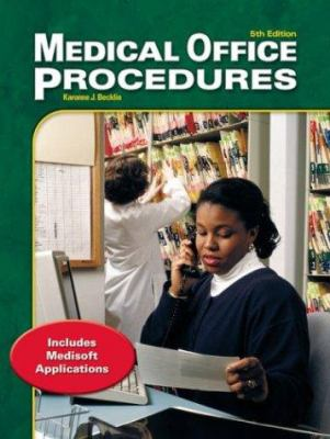 Medical Office Procedures: With Computer Simulation Text-Workbook with CD-ROM [With CDROM] 9780078262616