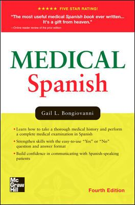 Medical Spanish, Fourth Edition 9780071442008