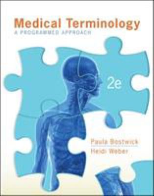 Medical Terminology: A Programmed Approach 9780073402246