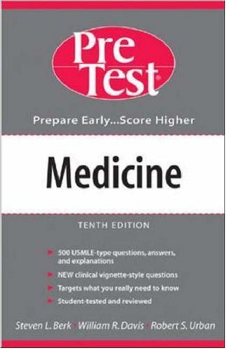 Medicine: Pretest Self-Assessment and Review 9780071402873