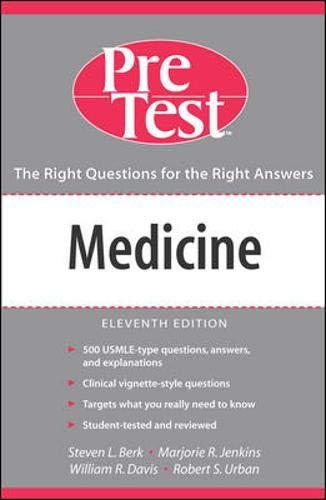 Medicine 9780071455534