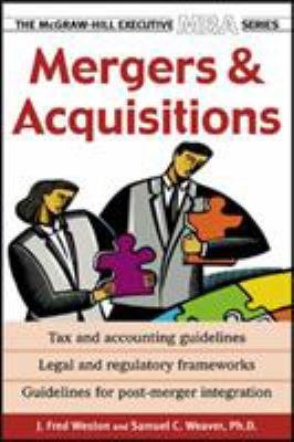 Mergers & Acquisitions 9780071435376
