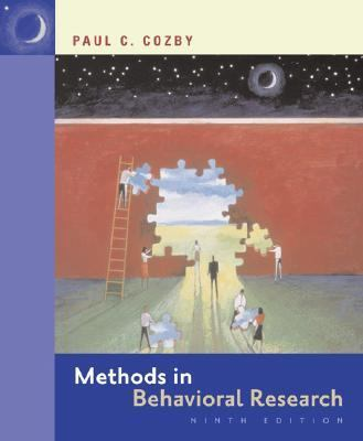 Methods in Behavioral Research with Powerweb [With Powerweb] 9780073271316