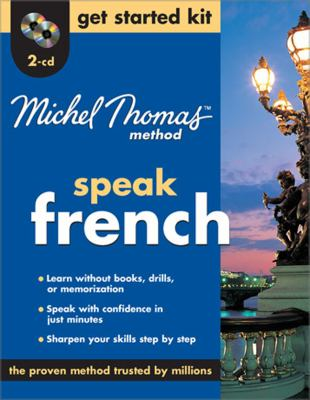 Michel Thomas Method(tm) French Get Started Kit, 2-CD Program 9780071600651