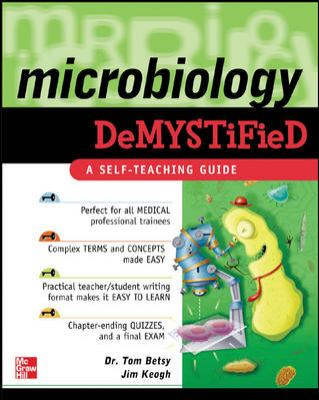 Microbiology Demystified 9780071446501