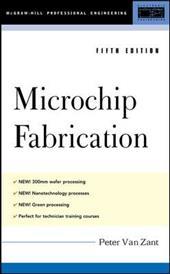 Microchip Fabrication, 5th Ed.