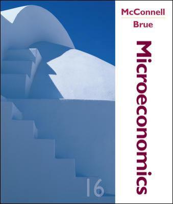 Microeconomics: Principles, Problems, and Policies 9780072875614