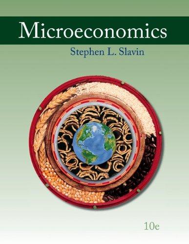 Microeconomics 9780077317188