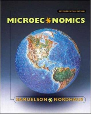 Microeconomics W/ Powerweb 9780072509083