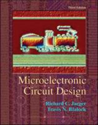 Microelectronic Circuit Design 9780073309484