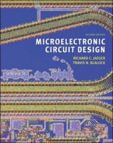 Microelectronic Circuit Design [With CDROM] 9780072505030