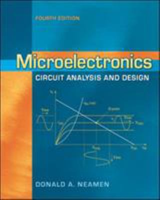 Microelectronics circuit analysis and design 4th edition for Motor circuit analysis training