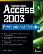 Microsoft Office Access 2003 9780072229653