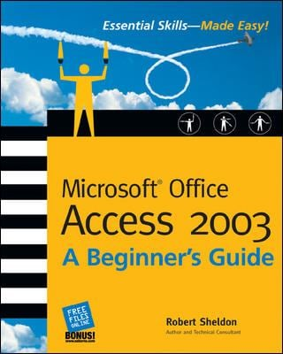 Microsoft Office Access 9780072231427