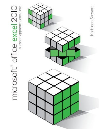 Microsoft Office Excel 2010: A Lesson Approach, Complete 9780077331214