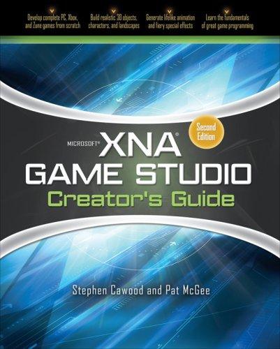 Microsoft XNA Game Studio Creator's Guide 9780071614061