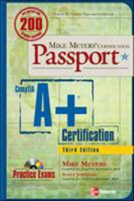 Mike Meyers' A] Certification Passport, Third Edition 9780072263084