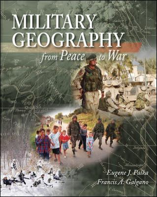Lsc Military Geography: From Peace to War 9780073536071