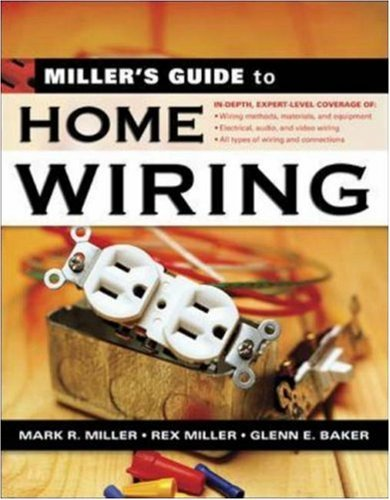 Miller's Guide to Home Wiring 9780071445511