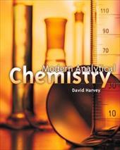 Modern Analytical Chemistry