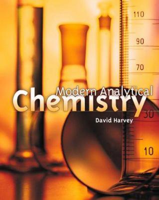 Modern Analytical Chemistry 9780072375473