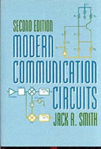 Modern Communication Circuits 9780070592834