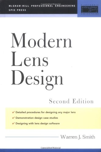 Modern Lens Design 9780071438308