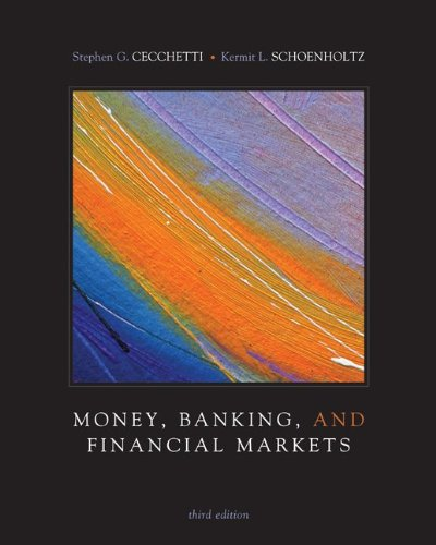 Money, Banking, and Financial Markets 9780073375908