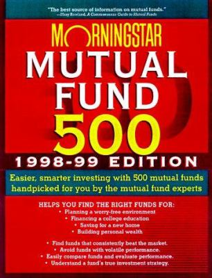 Morningstar 500 9780070434318