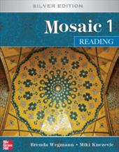 Mosaic 1 Reading Student Book: Silver Edition