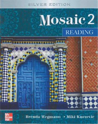 Mosaic Level 2 Reading Student Book; Reading Student Key Code for E-Course Pack 9780077899431