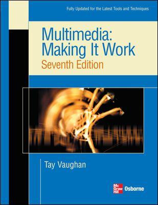 Multimedia: Making It Work 9780072264517