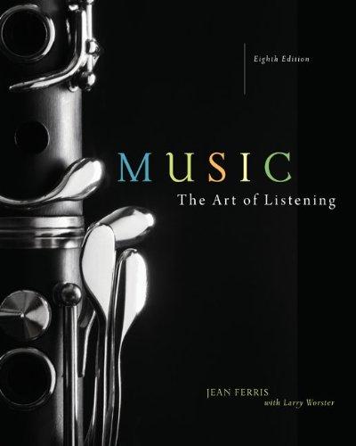 Music: The Art of Listening 9780073401423