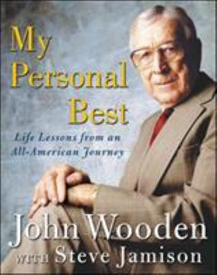 My Personal Best: Life Lessons from an All-American Journey 9780071437929