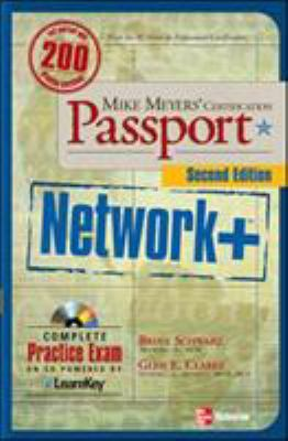 Network+ Certification Passport, Second Edition [With CD-ROM] 9780072253481