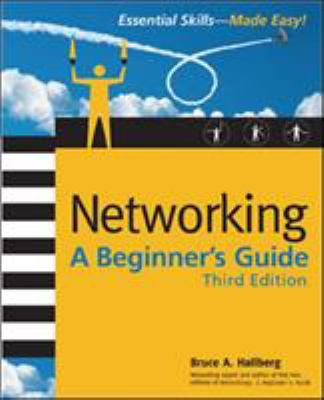 Networking: A Beginner's Guide 9780072225631
