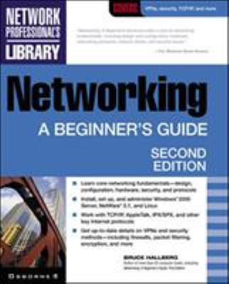 Networking: A Beginner's Guide 9780072132311