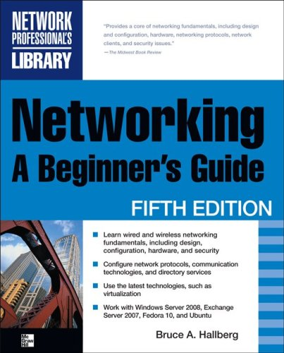 Networking: A Beginner's Guide 9780071633550