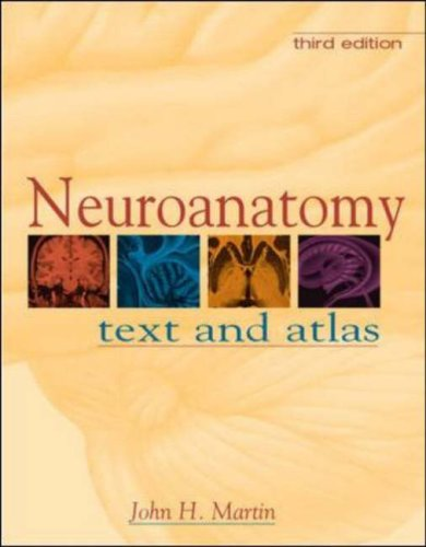 Neuroanatomy: Text and Atlas 9780071381833
