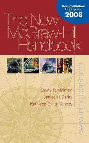 New McGraw-Hill Handbook (Hardcover) Update W/ Catalyst 2.0 9780077295400