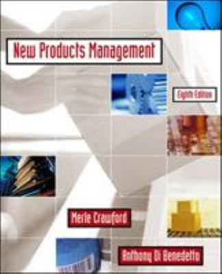New Products Management 9780072961447