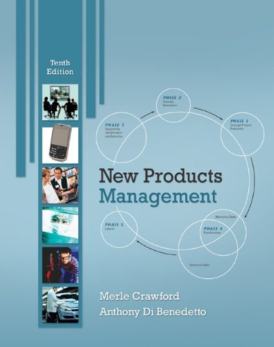 New Products Management 9780073404806