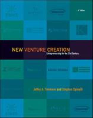 New Venture Creation: Entrepreneurship for the 21st Century with Powerweb and New Business Mentor CD 9780072875706