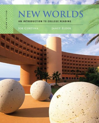 New Worlds: An Introduction to College Reading 9780073513461