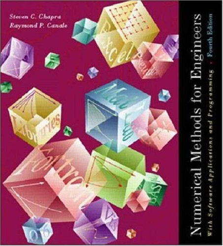 Numerical Methods for Engineers: With Software and Programming Applications 9780072431933