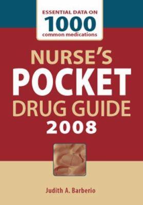Nurse's Pocket Drug Guide 9780071492461