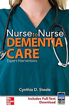 Dementia Care [With Free Web Access] 9780071484329
